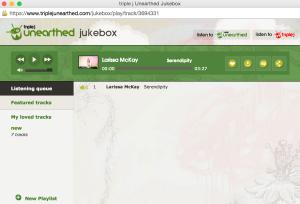 Triple J Unearthed  Jukebox