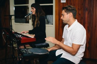 Larissa McKay Duo at Audley Dance Hall