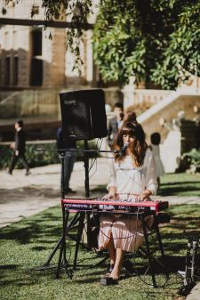 Larissa McKay - wedding live ceremony music sydney