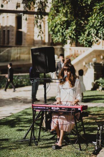 Larissa McKay - wedding live ceremony music sydney